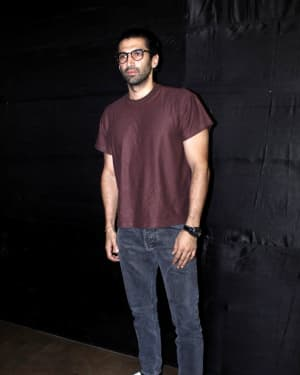 Aditya Roy Kapur - In Pics: Special Screening Of Film Secret Superstar