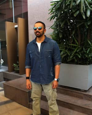 Rohit Shetty - In Pics: Golmaal Again Team Spotted At Yauatcha Restaurant