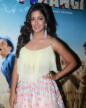 Ishita Dutta - In Pics: Trailer Launch Of Firangi