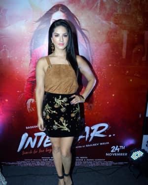 Sunny Leone - In Pics: The Trailer and Music Launch Of Film Tera Intzaar   Picture 1540192