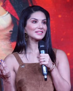 Sunny Leone - In Pics: The Trailer and Music Launch Of Film Tera Intzaar