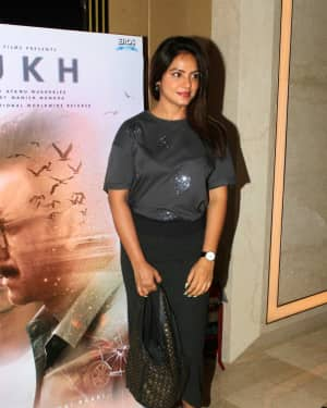 Neetu Chandra - In Pics: Screening Of Film Rukh