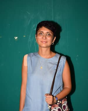 Kiran Rao - In Pics: Success Party Of Secret Superstar Hosted By Advait Chandan