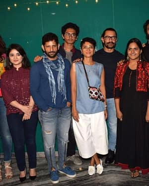 Secret Superstar - In Pics: Success Party Of Secret Superstar Hosted By Advait Chandan