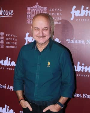 Anupam Kher - In Pics: Special preview of Salaam Noni Appa based on Twinkle Khanna's novel