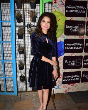 Ankita Lokhande - In Pics: Celebs At Arjun Bijlani Birthday Party