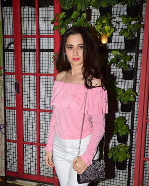 Sanjeeda Sheikh - In Pics: Celebs At Arjun Bijlani Birthday Party