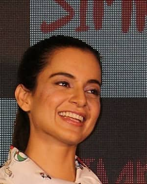 In Pics: Song Launch Of Film Simran With Kangana Ranaut | Picture 1525240
