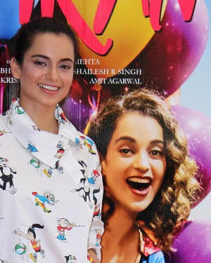 In Pics: Song Launch Of Film Simran With Kangana Ranaut | Picture 1525237