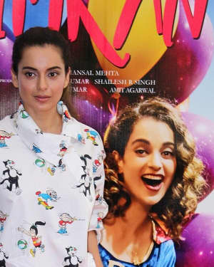In Pics: Song Launch Of Film Simran With Kangana Ranaut | Picture 1525236