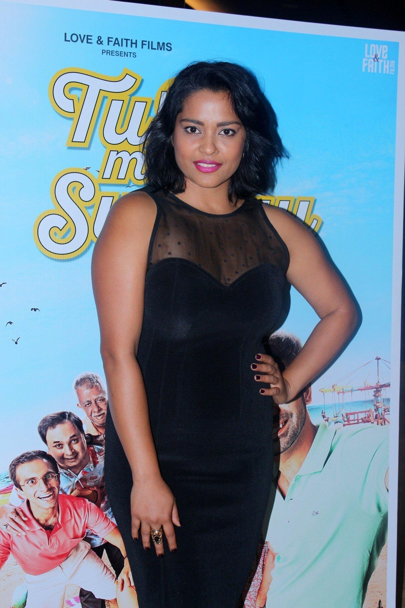 Shahana Goswami - In Pics: Trailer Launch Of Film Tu Hai Mera Sunday | Picture 1526074