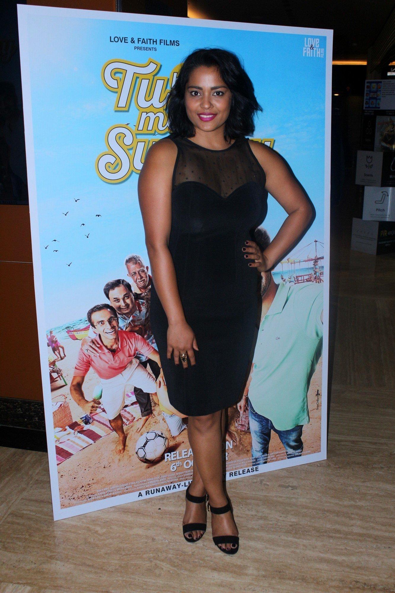 Shahana Goswami - In Pics: Trailer Launch Of Film Tu Hai Mera Sunday | Picture 1526073