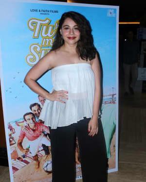 Maanvi Gagroo - In Pics: Trailer Launch Of Film Tu Hai Mera Sunday | Picture 1526078