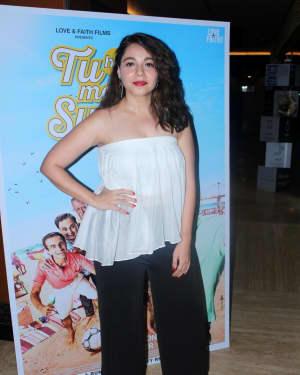 Maanvi Gagroo - In Pics: Trailer Launch Of Film Tu Hai Mera Sunday | Picture 1526076