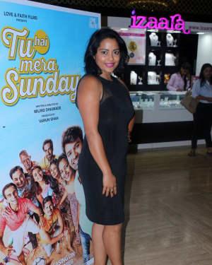 Shahana Goswami - In Pics: Trailer Launch Of Film Tu Hai Mera Sunday | Picture 1526071