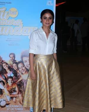 Rasika Duggal - In Pics: Trailer Launch Of Film Tu Hai Mera Sunday | Picture 1526069