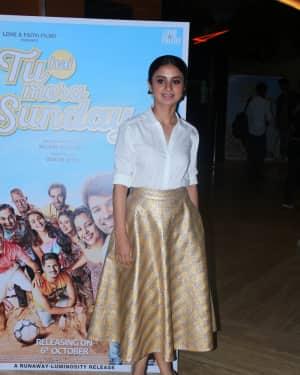 Rasika Duggal - In Pics: Trailer Launch Of Film Tu Hai Mera Sunday | Picture 1526067