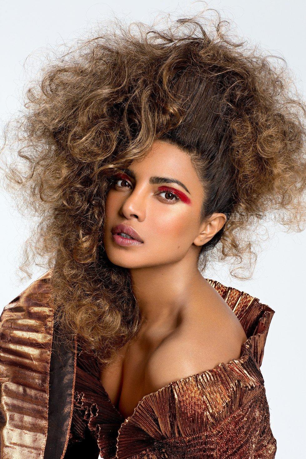 Priyanka Chopra Latest Magazine Photoshoot | Picture 1526142