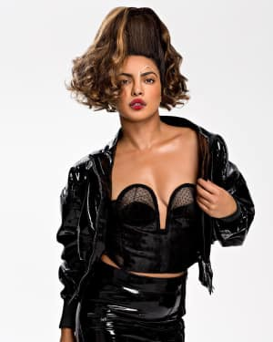 Priyanka Chopra Latest Magazine Photoshoot