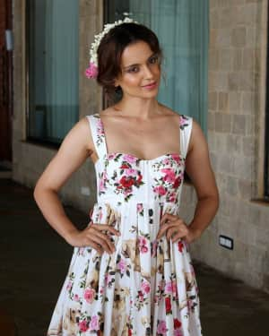 In Pics: Kangana Ranaut during Promotional Interview of Film Simran | Picture 1526579