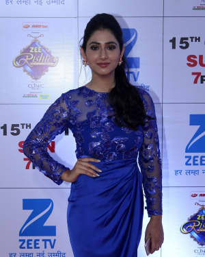 Disha Parmar - In Pics: Red Carpet Of The Grand Celebration Of Zee Rishtey Awards 2017