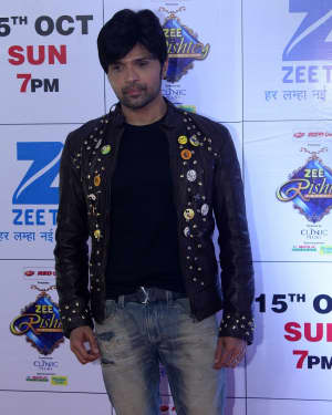 Himesh Reshammiya - In Pics: Red Carpet Of The Grand Celebration Of Zee Rishtey Awards 2017