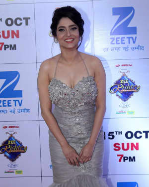 Ankita Lokhande - In Pics: Red Carpet Of The Grand Celebration Of Zee Rishtey Awards 2017 | Picture 1526991