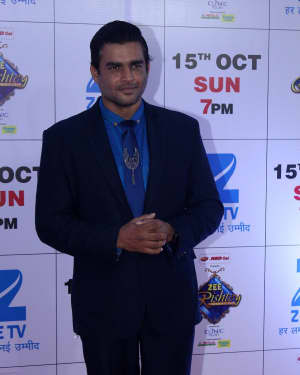 Madhavan - In Pics: Red Carpet Of The Grand Celebration Of Zee Rishtey Awards 2017
