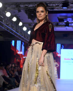 In Pics: Udita Goswami Spotted At Bombay Times Fashion Week 2017 | Picture 1526883