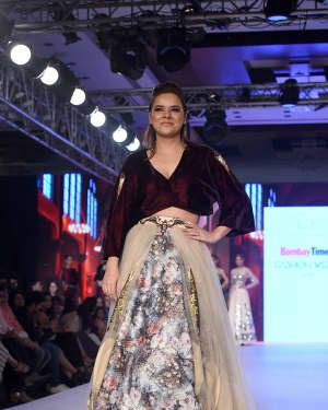 In Pics: Udita Goswami Spotted At Bombay Times Fashion Week 2017 | Picture 1526882