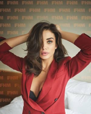 Amy Jackson for FHM India September 2017 Photoshoot | Picture 1527423