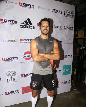 Dino Morea - In Pics: Opening Ceremony of The Roots Premier League With Vidyut Jammwal and Dino Morea