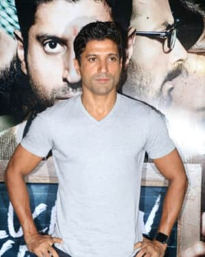 Farhan Akhtar - In Pics: Special Screening Of Film Lucknow Central