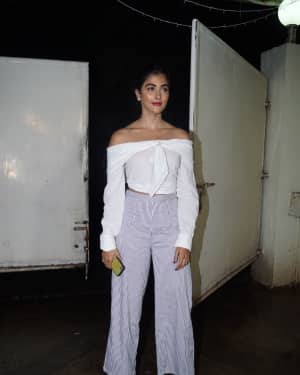 Pooja Hegde - In Pics: Special Screening Of Film Simran | Picture 1527509