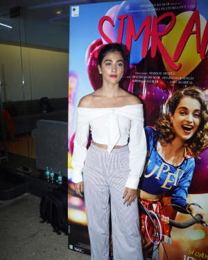 Pooja Hegde - In Pics: Special Screening Of Film Simran | Picture 1527501