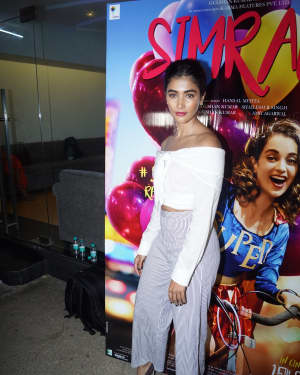 Pooja Hegde - In Pics: Special Screening Of Film Simran | Picture 1527502