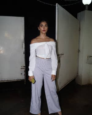 Pooja Hegde - In Pics: Special Screening Of Film Simran