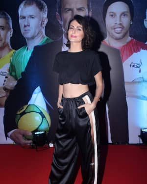 Mandana Karimi - In Pics: Grand Launch Of Premier Futsal Season 2