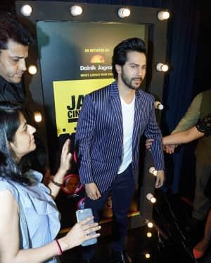 Varun Dhawan - In Pics: Jagran Cinema Host Summit To Discuss Future Of Films