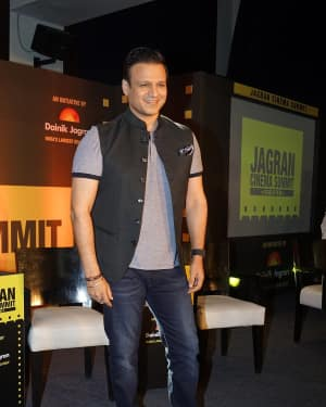 Vivek Oberoi - In Pics: Jagran Cinema Host Summit To Discuss Future Of Films