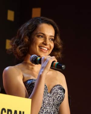 Kangana Ranaut - In Pics: Jagran Cinema Host Summit To Discuss Future Of Films