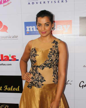 Mugdha Godse - In Pics: Page3 Fashion and Lifestyle Awards 2017