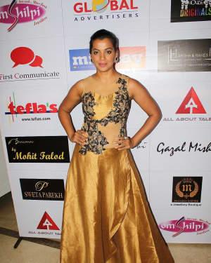 Mugdha Godse - In Pics: Page3 Fashion and Lifestyle Awards 2017