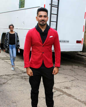 Gautam Rode - In Pics: Aksar 2 Cast on the sets Of Comedy Show Comedy Dangal