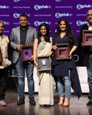 In Pics: Launch Of The New English Movie Channel &Privé Hd