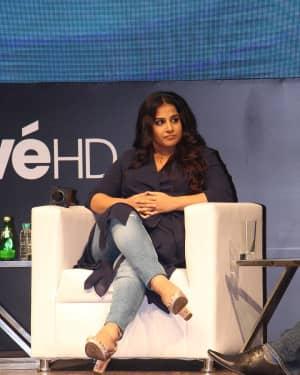 Vidya Balan - In Pics: Launch Of The New English Movie Channel &Privé Hd