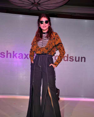 In Pics: Anushka Sharma during the announcement as brand ambassador of 'Polaroid Eyewear' | Picture 1529313
