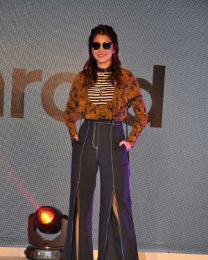 In Pics: Anushka Sharma during the announcement as brand ambassador of 'Polaroid Eyewear' | Picture 1529308