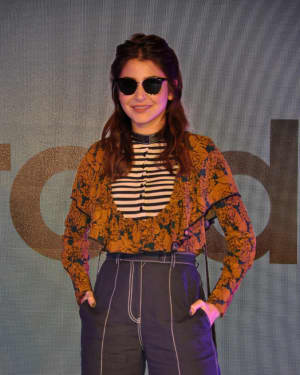 In Pics: Anushka Sharma during the announcement as brand ambassador of 'Polaroid Eyewear' | Picture 1529309