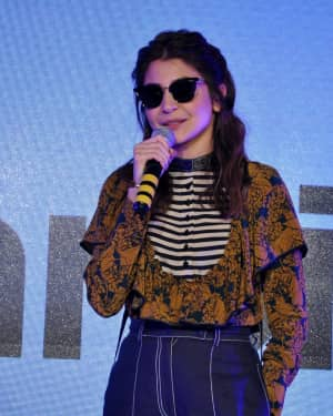 In Pics: Anushka Sharma during the announcement as brand ambassador of 'Polaroid Eyewear' | Picture 1529307